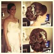 Bridal Upstyle