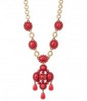 sardinia pendant - can be worn 2 ways