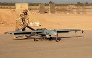 drone in combat