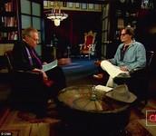Johnny Depp On Larry King