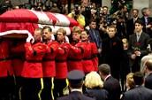 Trudeau's Funeral
