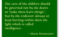 quotes following the children