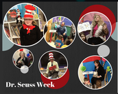Sharing Seuss Week Fun with Canva!