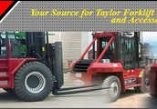 Taylor Lift Truck, and Forklift