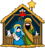 Christmas Program: Wednesday, Dec. 7 and Thursday Dec. 8, 11:30 am in the Sanctuary