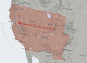 Mexican Land Cession - February 2, 1848