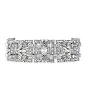 Casablanca Crystal Tennis Bracelet, Reg $79, Now $39