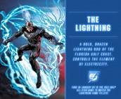 The Lightning Shogun