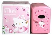 母亲节 · 父亲节 · 双亲节感恩促销回馈 【粉红系列HELLO KITTY 冷热两用 轻便4L冰箱】