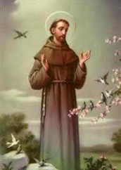 Why is St Francis of Assisi  considered a Hero?