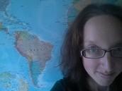 Ruth Kibble, BA (Hons) Latin American Studies
