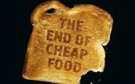 """""""Fin de la nourriture a bas prix"""""""