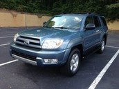 2004 Toyota 4Runner With only 88k Miles!!