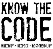 Student Code of Conduct ~ Plagiarism Policies