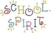 Spirit Week!  September 14-18