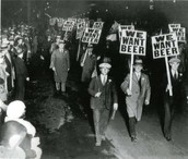 """We want beer"""