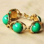 Zinnia Bracelet Now £15 rpp £45