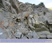 Rock Failure Erosion