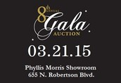 Annual Auction and Gala Event - Seeking Fun Volunteers!