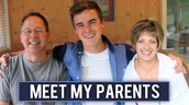 Parents- Peter & cheryl Franta