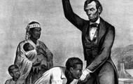 Abraham Lincoln changing slavery