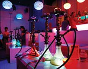 Restaurants with trade licence can serve tobacco in hookah