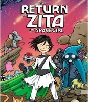 The Return of Zita the SpaceGirl (Graphic Novel) by Ben Hatke