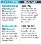 myths on fats