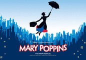 Mary Poppins on Broadway.
