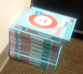 They're Here, Get Your Copy on Oct. 6th!
