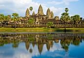 אתר בקמבודיה