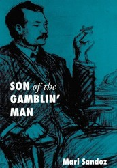 Ron Hull, Senior Advisor to Nebraska Educational Telecommunications, will be at Wilson Public Library on February 19 at 2:00 PM and again at 7:00 PM to share his memories of his dear friend, Mari Sandoz.  Mari wrote Son of the Gamblin' Man which is our 2015 One Book, One Cozad selection.  All patrons are invited to come reminisce about one of Nebraska's writing legends.