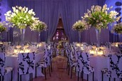Entertainment lighting and event rentals Provided in-house