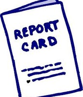 Report Cards due to the Office