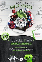 Repreve Recycling Challenge!