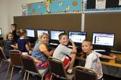 4th grade Tech Time