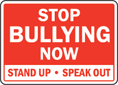 we stand up to bullying