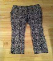 93. Rickis, Size 16 Cropped Dress Pants