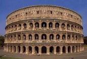 Visit the Colosseum for great entertainment!