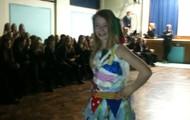 winning dress