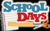 School Days Added