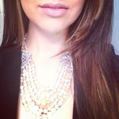 Heirloom Pearl Statement Necklace now $84