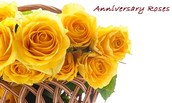 Anniversary Roses - Entertainment of exceptional day Levels stylish