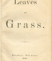 Preface to Leaves of Grass, 1855