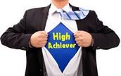 A High Achiever...