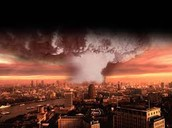 STORMS TERRORIZE THE WORLD