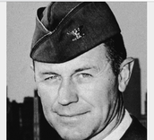 Charles E Yeager in 1965