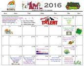Upcoming activities in April!