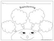 Brainstorming Ideas (Graphic Organizers):