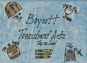 The Townshend Act of 1764